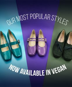 Ladies Vegan Shoes