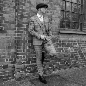 Shelby Brogue Boots - Peaky Blinders Inspired