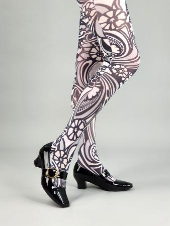 modshoes ladies vintage retro mod skin ska tights20201119_190402