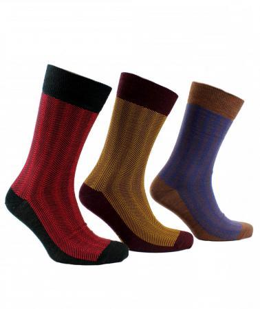 socks herringbone vy9223s