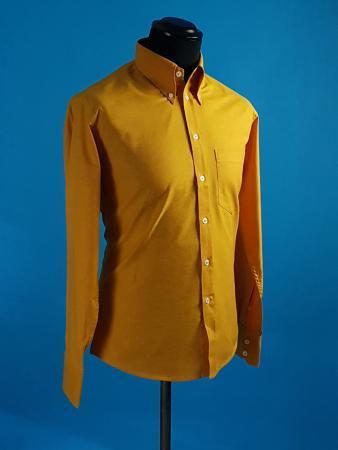 66-clothing-Jackpot-shirt-plain-colour-mod-ska-skinhead-suedehead-nothern-soul-button-down-shirt-in-golden-03