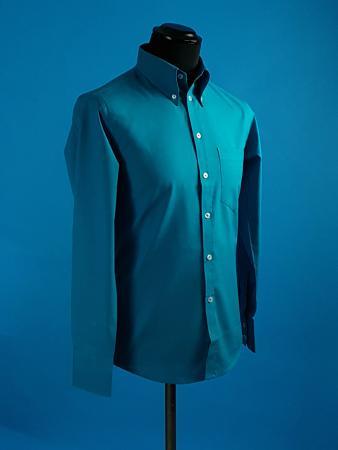66-clothing-Jackpot-shirt-plain-colour-mod-ska-skinhead-suedehead-nothern-soul-button-down-shirt-in-turquiose-01