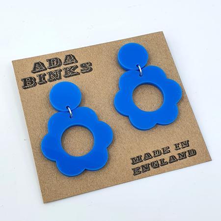 modshoes-ada-binks-blue-Pippa-Petal---60s-Mod-Style-Earrings-01