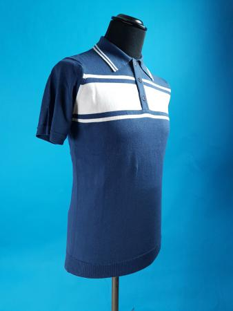 66-clothing-the-rickey-blue-and-white-stripe-mod-50s-60s-vintage-style-polo-04