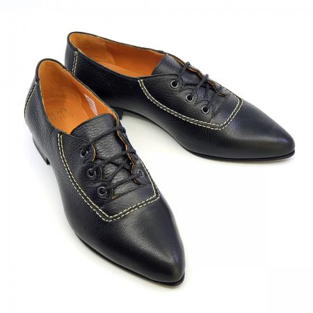 Modshoes-ladies-40s-war-type-shoes-the-Trixie-in-black-soft-leather-09