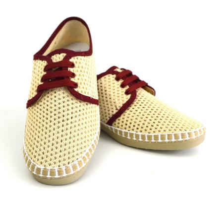 modshoes-summer-shoes-weave-canvas-pumps-cream-and-red-03
