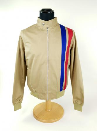 modshoes-rally-jacket-le-mans-66-style-66-clothing-in-stone-red-blue-stripe-02