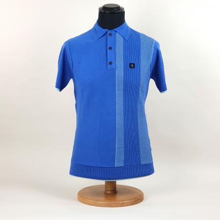 modshoes-gabicci-blue-polo-with-white-stripe-mesh-design-03