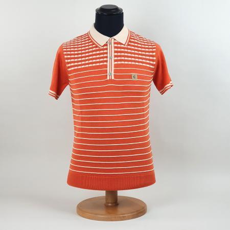 modshoes-gabicci-ornage-and-biege-polo-short-sleeve-03