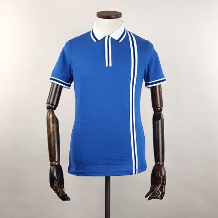 modshoes-gabicci-vintage-style-blue-polo-with-mod-style-stripe-01