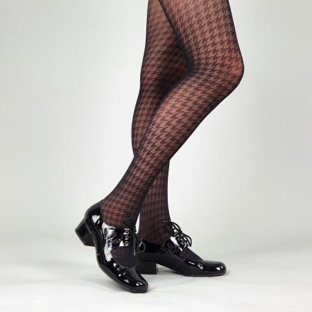 modshoes-tights-ladies-retro-vintage-dogtooth-black-04