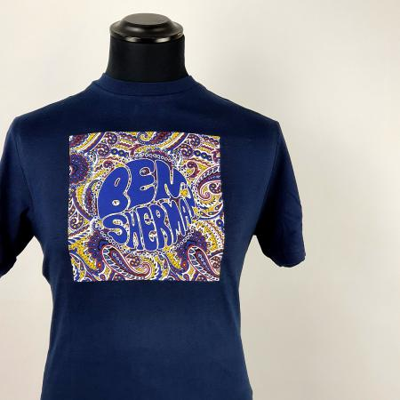 modshoes-ben-sherman-tshirt-psych-shirt-navy-03