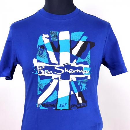 modshoes-ben-sherman-blue-tshirt-02