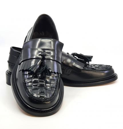 modshoes-black-tassel-loafers-with-real-weaver-front-mod-ska-skinhead-nothern-soul-shoes-06